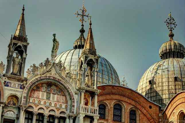 Die Basilica di San Marco