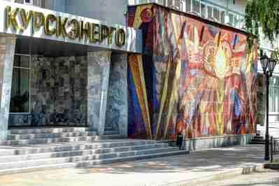 Ein Mosaik...