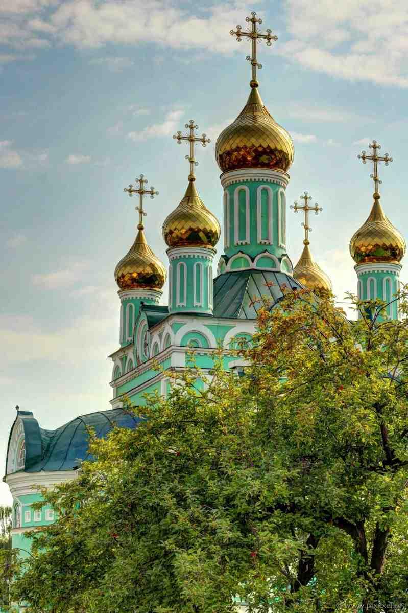 Kirchen in Russland (Kursk und Kursker Gebiet)