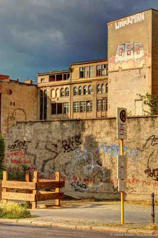 maroder Charme im Zentrum Berlins