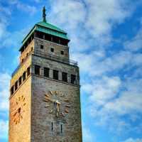 Der Turm vom Neuköllner Rathaus (1 Bild)