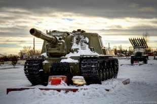 Selbstfahrlafette ISU-152