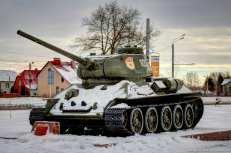 Panzer T-34-85