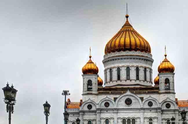 Die Christ-Erlöser-Kathedrale
