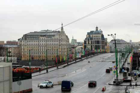 Die Große Moskwa-Brücke