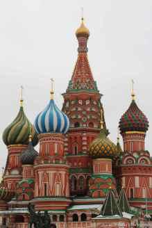 Die Kathedrale des seligen Basilius