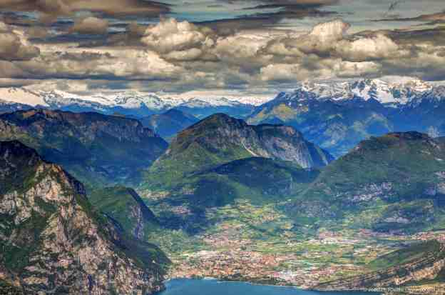 Blick vom Monte Baldo, Italien (10)