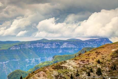 Blick vom Monte Baldo, Italien (7)