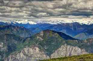 Blick vom Monte Baldo, Italien (9)