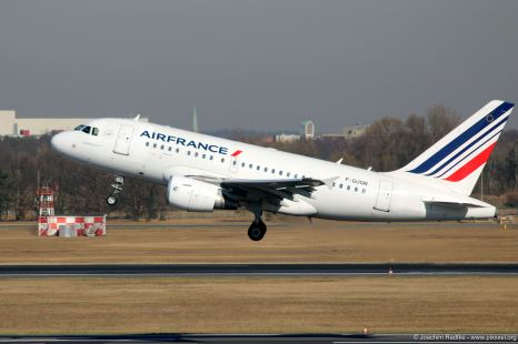 Airbus A318