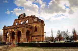 der Anhalter Bahnhof
