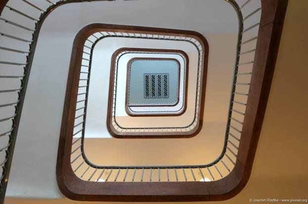 Treppe im Bendlerblock