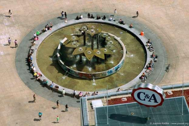 der Brunnen der Völkerfreundschaft