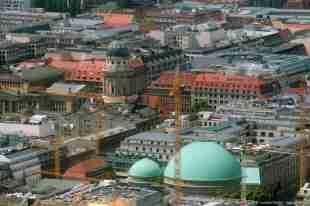 St. Hedwigs Kathedrale und Gendarmenmarkt