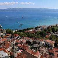 Omiš in Kroatien