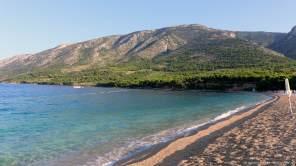 der Strand von Bol