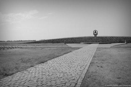 Der sowjetische Friedhof