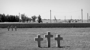 Der alte Lazarettfriedhof