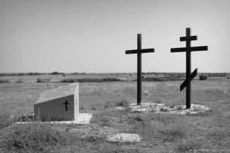 Grundstein einer Kirche der Versöhnung