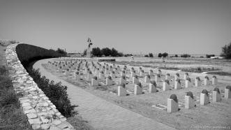 Der Friedhof mit der Glocke