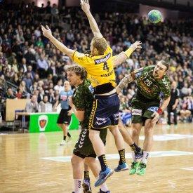 DKB Bundesliga Handball 14.12.2014 Füchse Berlin - Rhein-Neckar Löwen,J.Radtke,www.pixxxel (100)