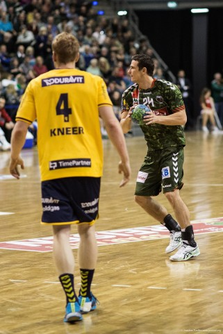 DKB Bundesliga Handball 14.12.2014 Füchse Berlin - Rhein-Neckar Löwen,J.Radtke,www.pixxxel (124)