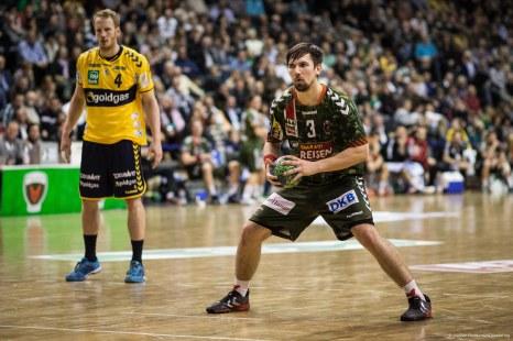 DKB Bundesliga Handball 14.12.2014 Füchse Berlin - Rhein-Neckar Löwen,J.Radtke,www.pixxxel (137)