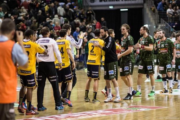 DKB Bundesliga Handball 14.12.2014 Füchse Berlin - Rhein-Neckar Löwen,J.Radtke,www.pixxxel (144)