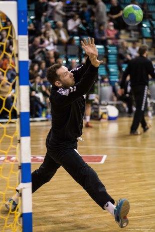 DKB Bundesliga Handball 14.12.2014 Füchse Berlin - Rhein-Neckar Löwen,J.Radtke,www.pixxxel (26)