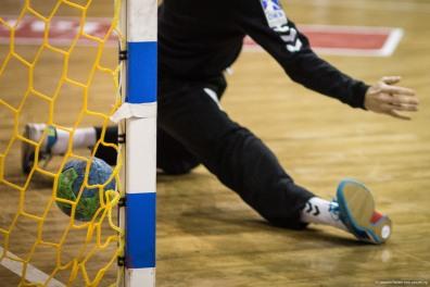 DKB Bundesliga Handball 14.12.2014 Füchse Berlin - Rhein-Neckar Löwen,J.Radtke,www.pixxxel (27)