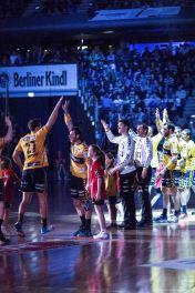 DKB Bundesliga Handball 14.12.2014 Füchse Berlin - Rhein-Neckar Löwen,J.Radtke,www.pixxxel (29)