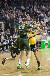 DKB Bundesliga Handball 14.12.2014 Füchse Berlin - Rhein-Neckar Löwen,J.Radtke,www.pixxxel (52)