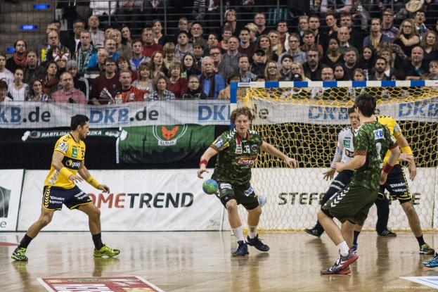 DKB Bundesliga Handball 14.12.2014 Füchse Berlin - Rhein-Neckar Löwen,J.Radtke,www.pixxxel (56)