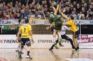 DKB Bundesliga Handball 14.12.2014 Füchse Berlin - Rhein-Neckar Löwen,J.Radtke,www.pixxxel (58)