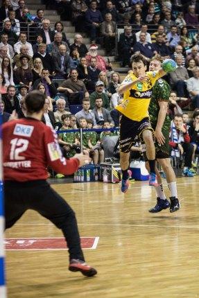DKB Bundesliga Handball 14.12.2014 Füchse Berlin - Rhein-Neckar Löwen,J.Radtke,www.pixxxel (63)