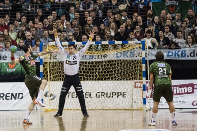 DKB Bundesliga Handball 14.12.2014 Füchse Berlin - Rhein-Neckar Löwen,J.Radtke,www.pixxxel (64)