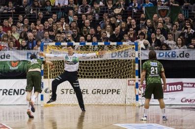 DKB Bundesliga Handball 14.12.2014 Füchse Berlin - Rhein-Neckar Löwen,J.Radtke,www.pixxxel (65)