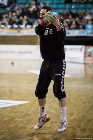 DKB Bundesliga Handball 14.12.2014 Füchse Berlin - Rhein-Neckar Löwen,J.Radtke,www.pixxxel (7)