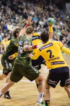 DKB Bundesliga Handball 14.12.2014 Füchse Berlin - Rhein-Neckar Löwen,J.Radtke,www.pixxxel (70)