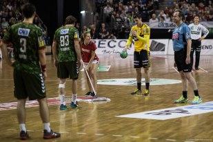 DKB Bundesliga Handball 14.12.2014 Füchse Berlin - Rhein-Neckar Löwen,J.Radtke,www.pixxxel (75)