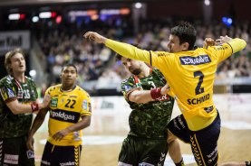 DKB Bundesliga Handball 14.12.2014 Füchse Berlin - Rhein-Neckar Löwen,J.Radtke,www.pixxxel (81)