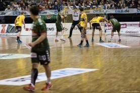 DKB Bundesliga Handball 14.12.2014 Füchse Berlin - Rhein-Neckar Löwen,J.Radtke,www.pixxxel (84)