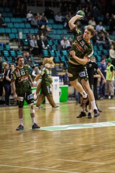 DKB Bundesliga Handball 14.12.2014 Füchse Berlin - Rhein-Neckar Löwen,J.Radtke,www.pixxxel (9)
