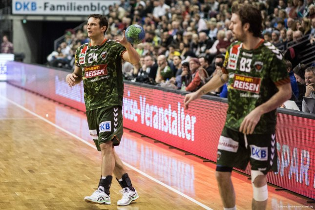 DKB Bundesliga Handball 14.12.2014 Füchse Berlin - Rhein-Neckar Löwen,J.Radtke,www.pixxxel (95)