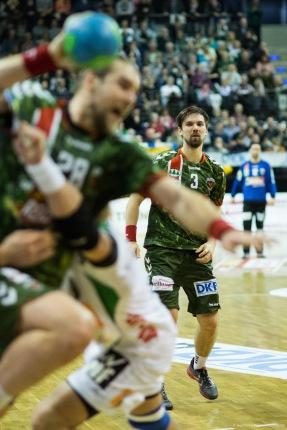 DKB Bundesliga Handball 23.12.2014 Füchse Berlin - Frisch Auf! Göppingen ,J.Radtke,www.pixxxel (20)