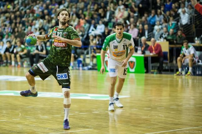 DKB Bundesliga Handball 23.12.2014 Füchse Berlin - Frisch Auf! Göppingen ,J.Radtke,www.pixxxel (21)