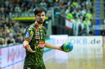 DKB Bundesliga Handball 23.12.2014 Füchse Berlin - Frisch Auf! Göppingen ,J.Radtke,www.pixxxel (31)