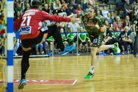 DKB Bundesliga Handball 23.12.2014 Füchse Berlin - Frisch Auf! Göppingen ,J.Radtke,www.pixxxel (53)