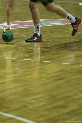 DKB Bundesliga Handball 23.12.2014 Füchse Berlin - Frisch Auf! Göppingen ,J.Radtke,www.pixxxel (66)
