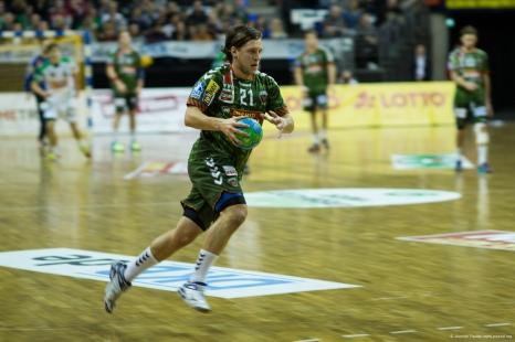 DKB Bundesliga Handball 23.12.2014 Füchse Berlin - Frisch Auf! Göppingen ,J.Radtke,www.pixxxel (7)
